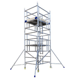 AGR Scaffold Tower