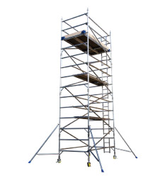 Industrial Ladder Tower